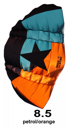 8.5qm NASA STAR-4- (Kite only)